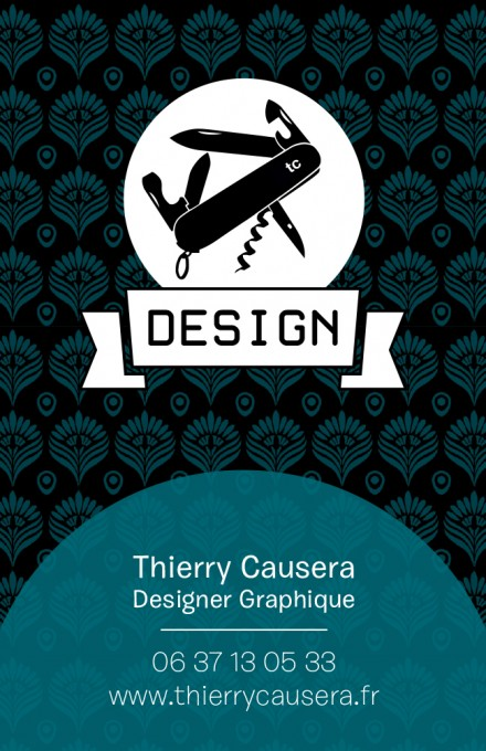 TC-Design / Carte de visite