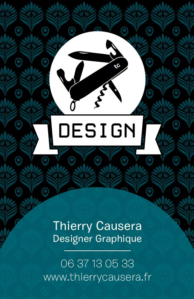 TC Design Carte De Visite