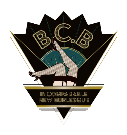 Logo du Bordeaux Collectif Burlesque